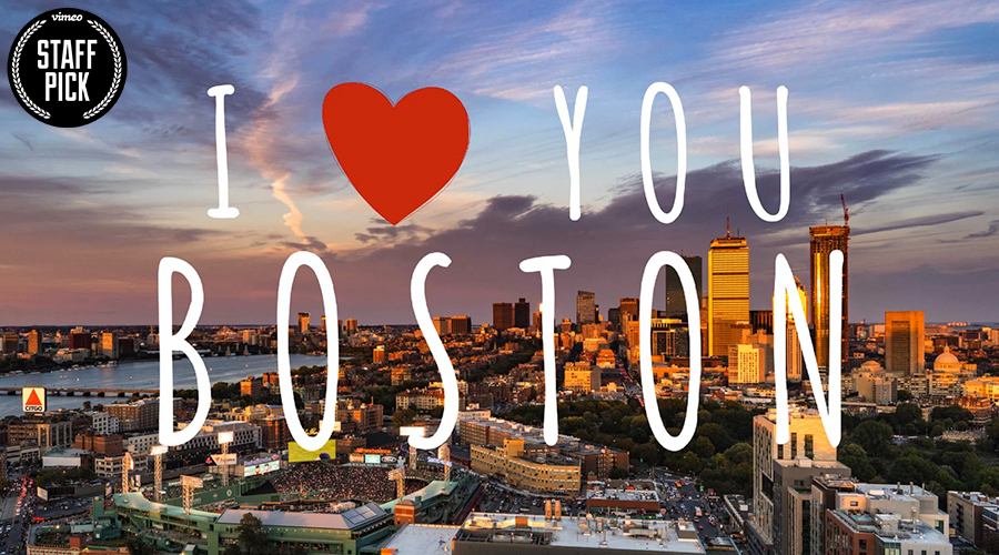 I Love You Boston